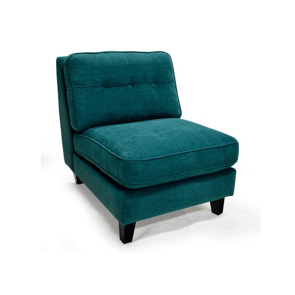 Palliser Custom Armless Chair - Barbara