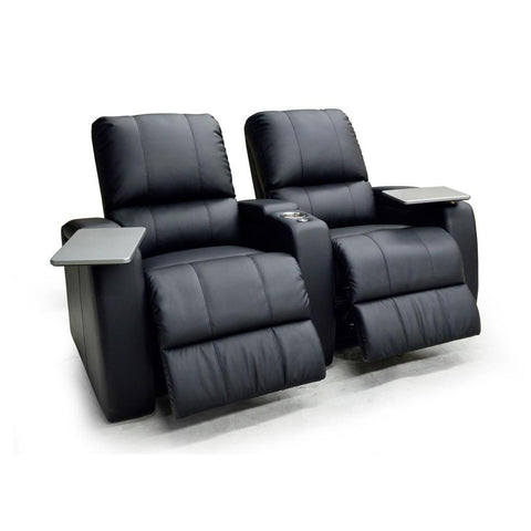 Palliser Custom Home Theater Set with Power Recliners - Playback