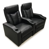2 Seats Home Theater Recliner