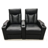 2 Seats Home Theater Recliner - R9550