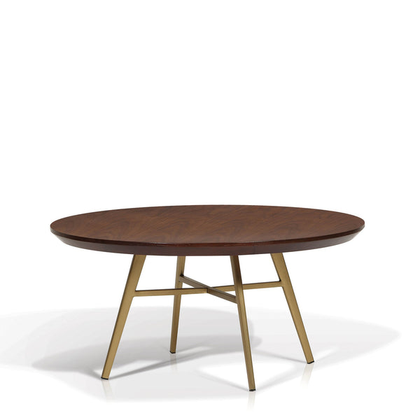 Walnut Top Coffee Table - SPD2090