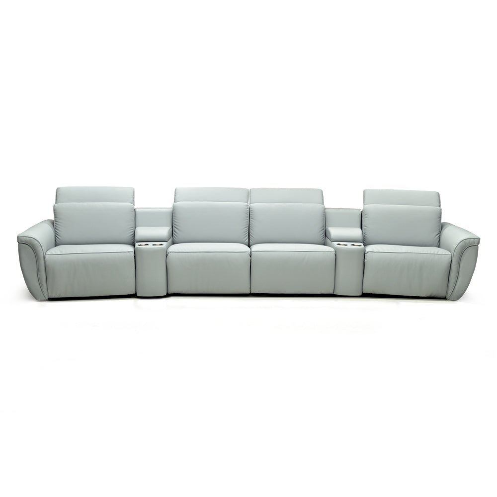 Custom Palliser Reclining Sectional - Shorecrest