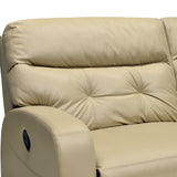 EDMONTON FURNITURE STORE | Palliser GENIUNE LEATHER Recliner Sofa Loveseat - Southgate