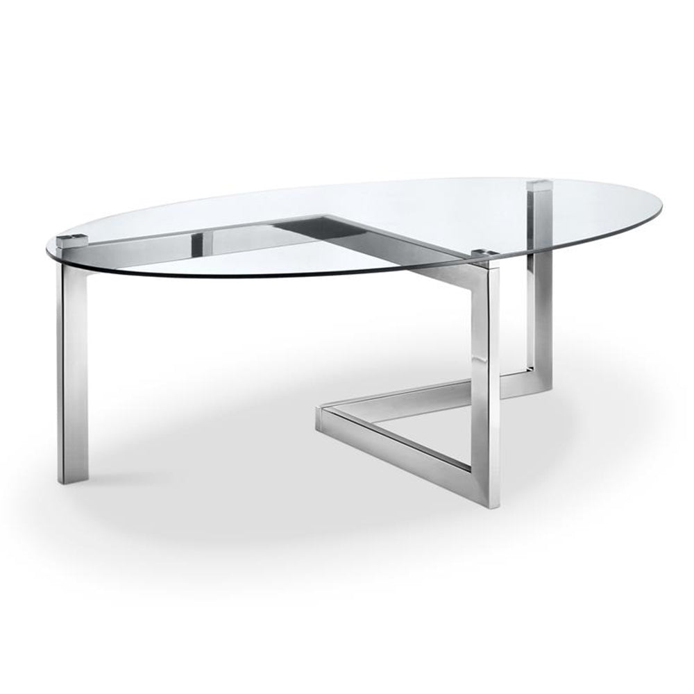 Aries Oval Cocktail Table - T4616-47