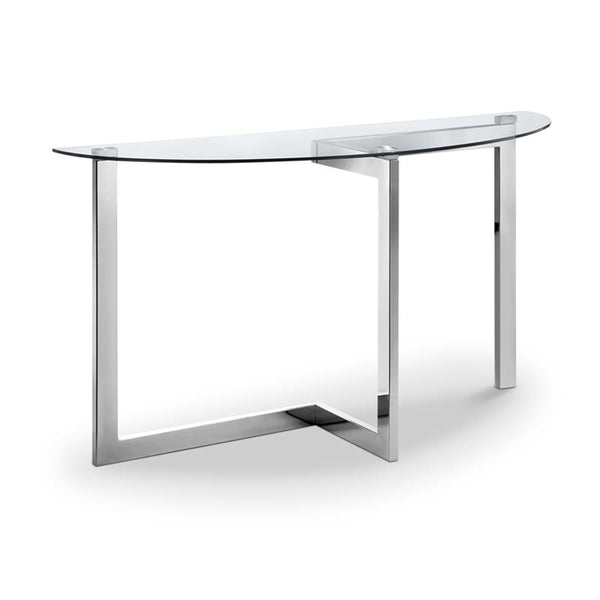 Aries Demilune Sofa Table - T4616-75