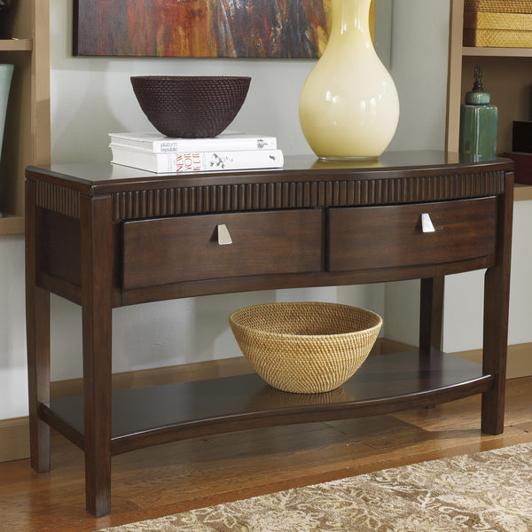 Brown Color Sofa Table