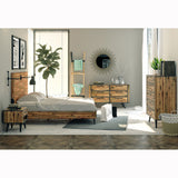 Reclaimed Rustic Bedroom Collection - Vintage