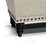 Double Size Storage Bench - Hampton
