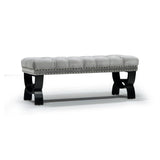 Tufted Bench - Milano