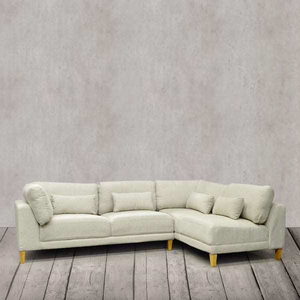 Modular Adjustable Fabric Sectional Sofa- S7879