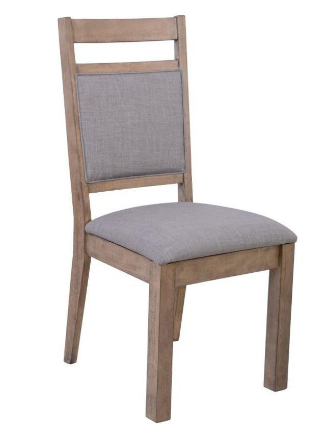Dining Chair in Grey color