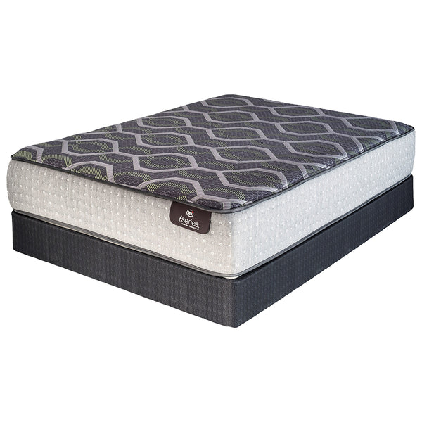 1215 Pocket Coils Serta I-Series Smooth Plush Mattress - Bellwood