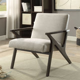 Beige Accent Chair - Beso