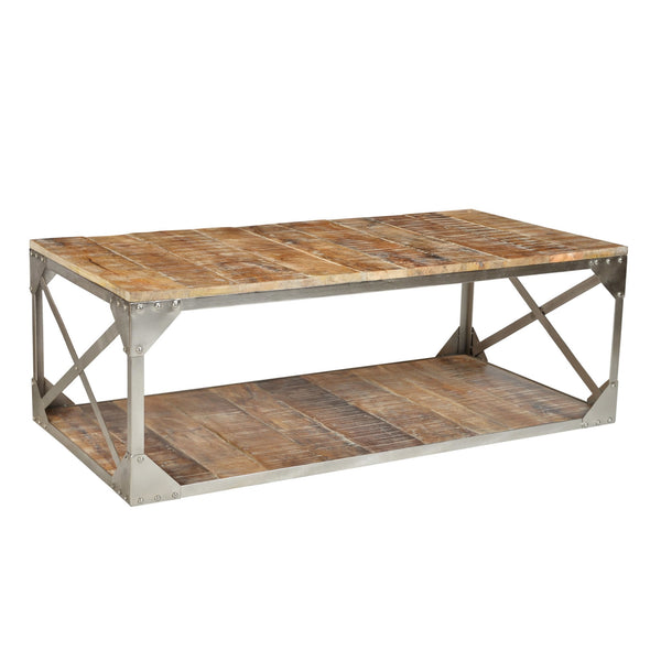 Industrial Coffee Table - TC 1196