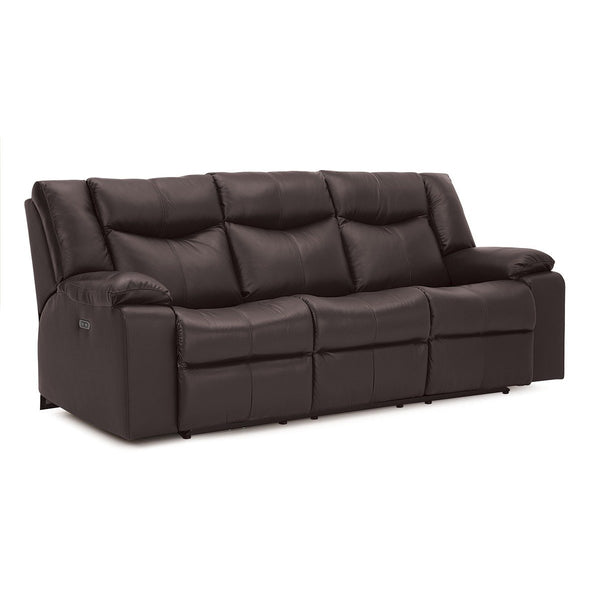 Palliser Custom Made Power Headrest Reclining Sofa - Delta