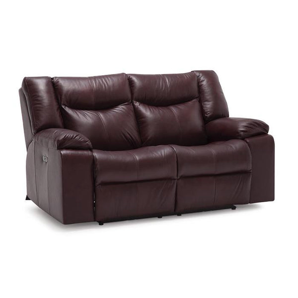 Palliser Custom Made Power Headrest Reclining Loveseat - Delta