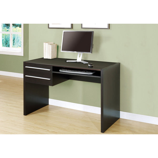 Computer Desk with Drawers and Pull Out Tray