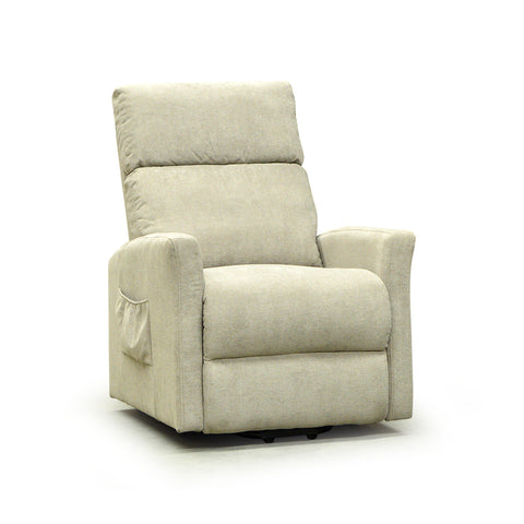 Fabric Power Lift Recliner Chair - L6113