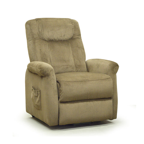 Fabric Power Lift Recliner Chair - L6134