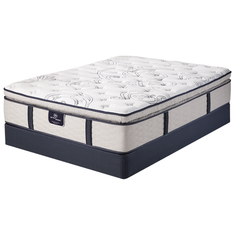 1188 Pocket Coils Serta Firm Queen Mattress - Sebastian