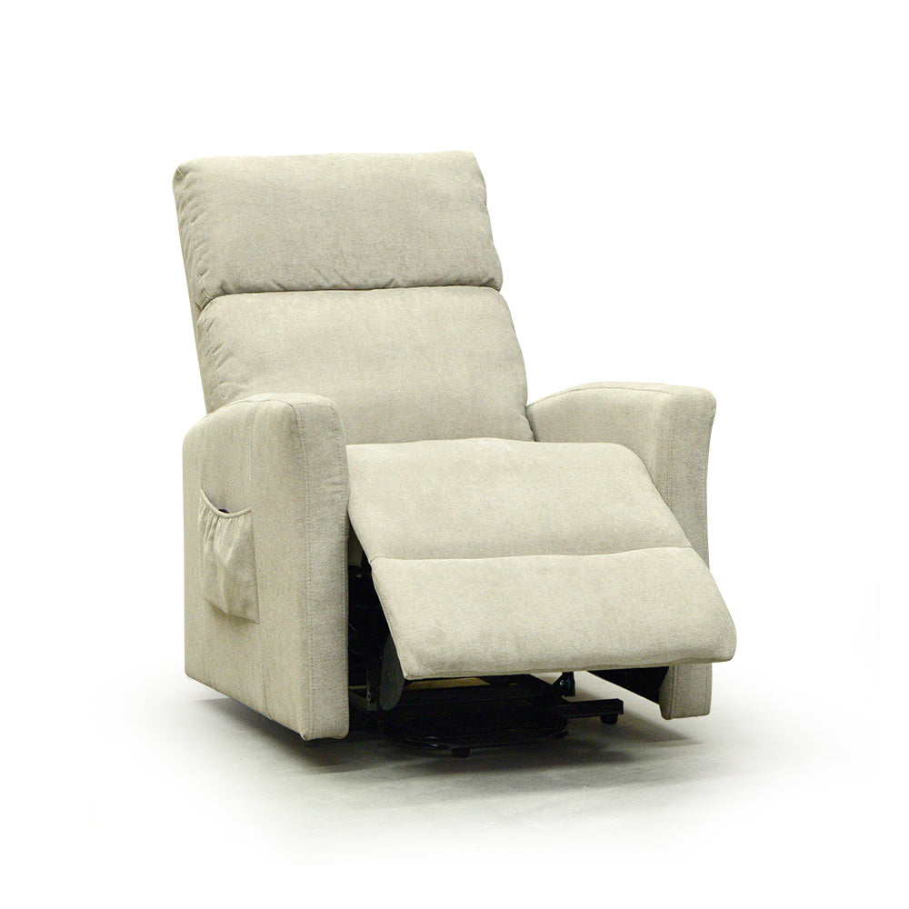 Fabric Power Liftup Recliner Chair   L6134