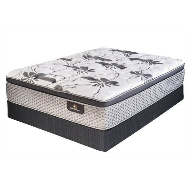1120 Pocket Coil Serta Plush Mattress - Westbridge
