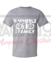 IIW1F Concept Logo 2 w/White Script---SAMPLE NOT FOR SALE