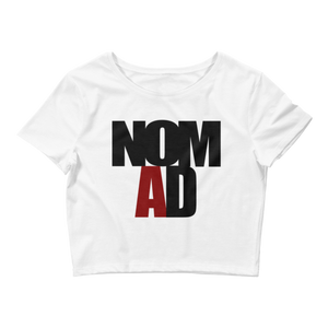 NOMAD Original Crop Tee
