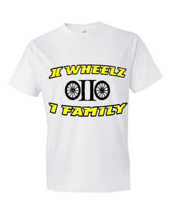 IIW1F Official Logo w/Yellow Script---SAMPLE NOT FOR SALE