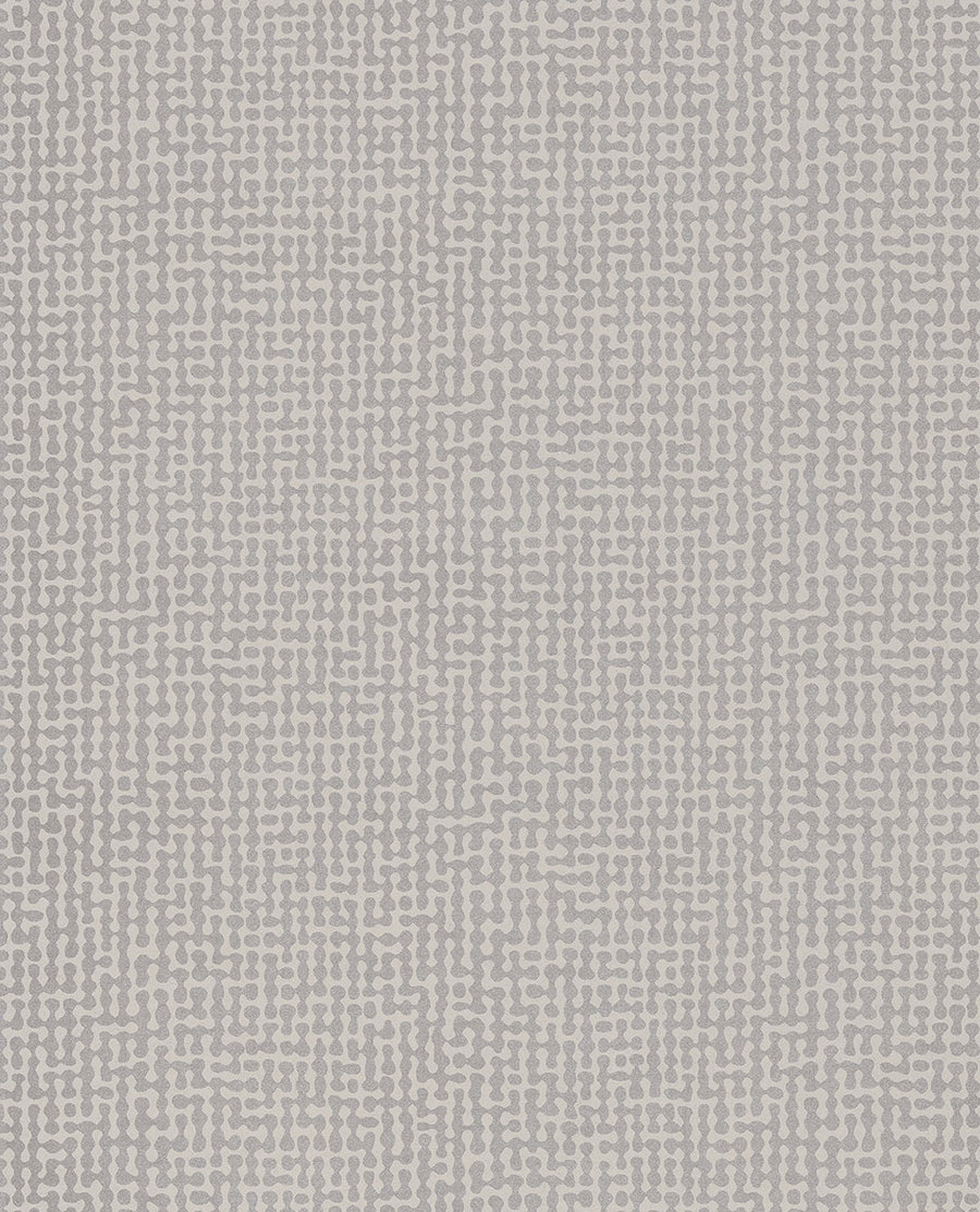 Amara Silver Luxury Wallpaper