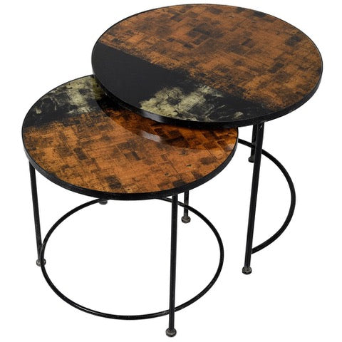 Dita Set Of Two Tables