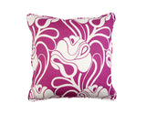 Elsie Candy Pink Fabric Cushion