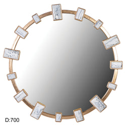Marvellous Marble effect Mirror