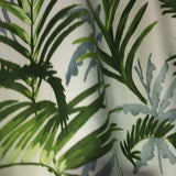 Lime Carmen Velvet Fabric