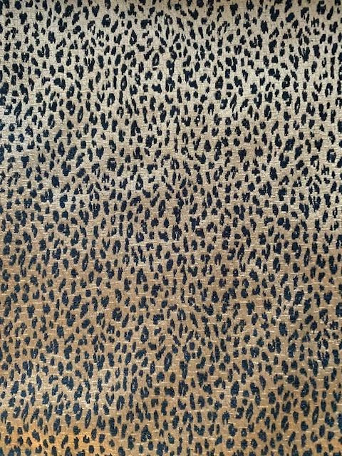 Zahara Bronze Fabric