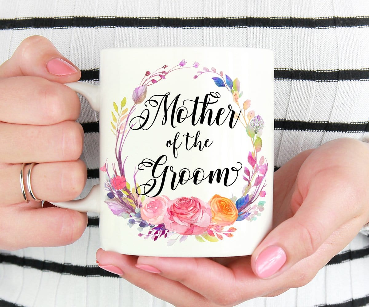 Mother Of The Groom Coffee Mug