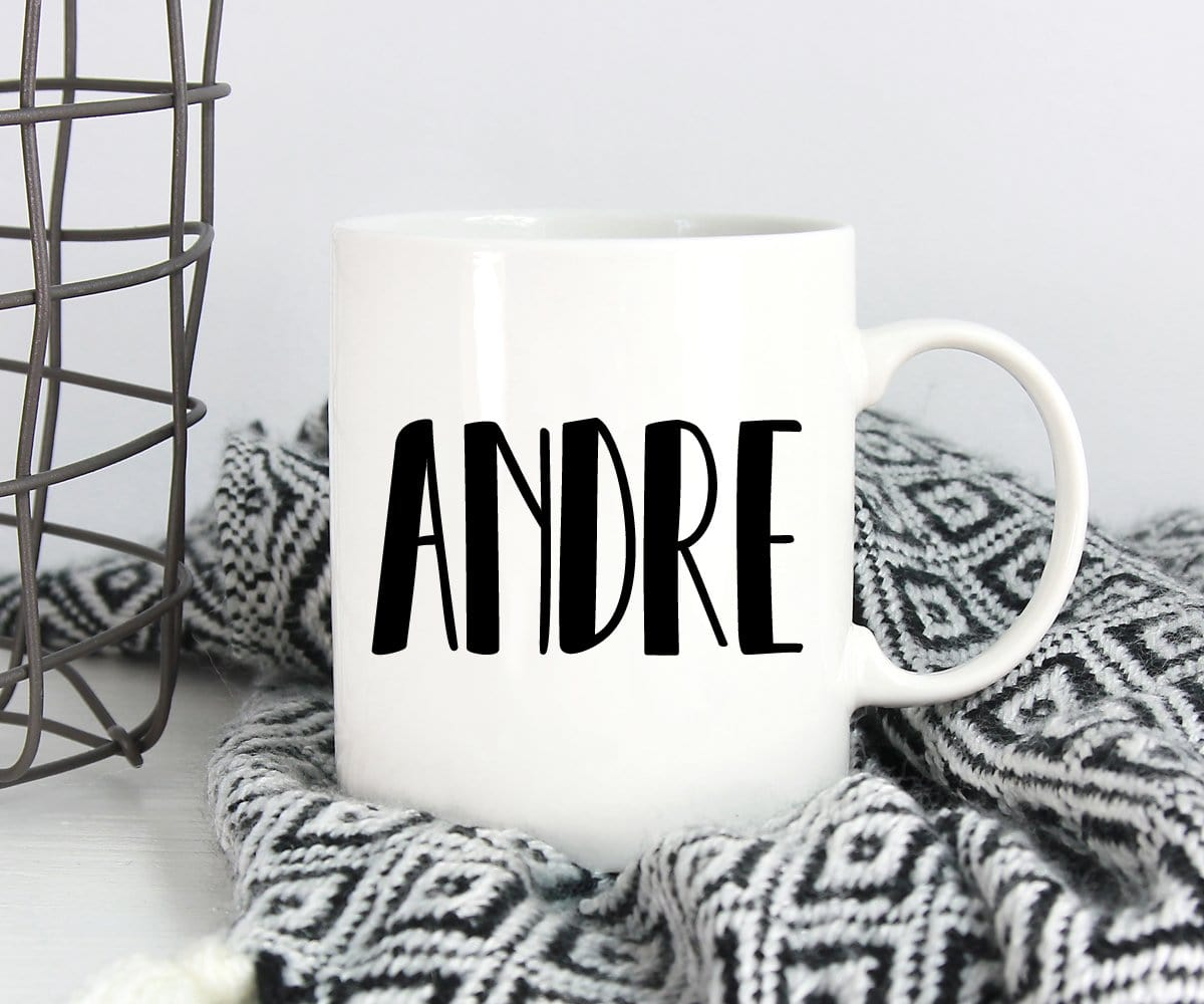 Personalized Mug For Men
