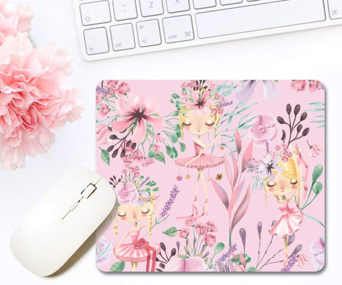 Ballerina Mouse Pad