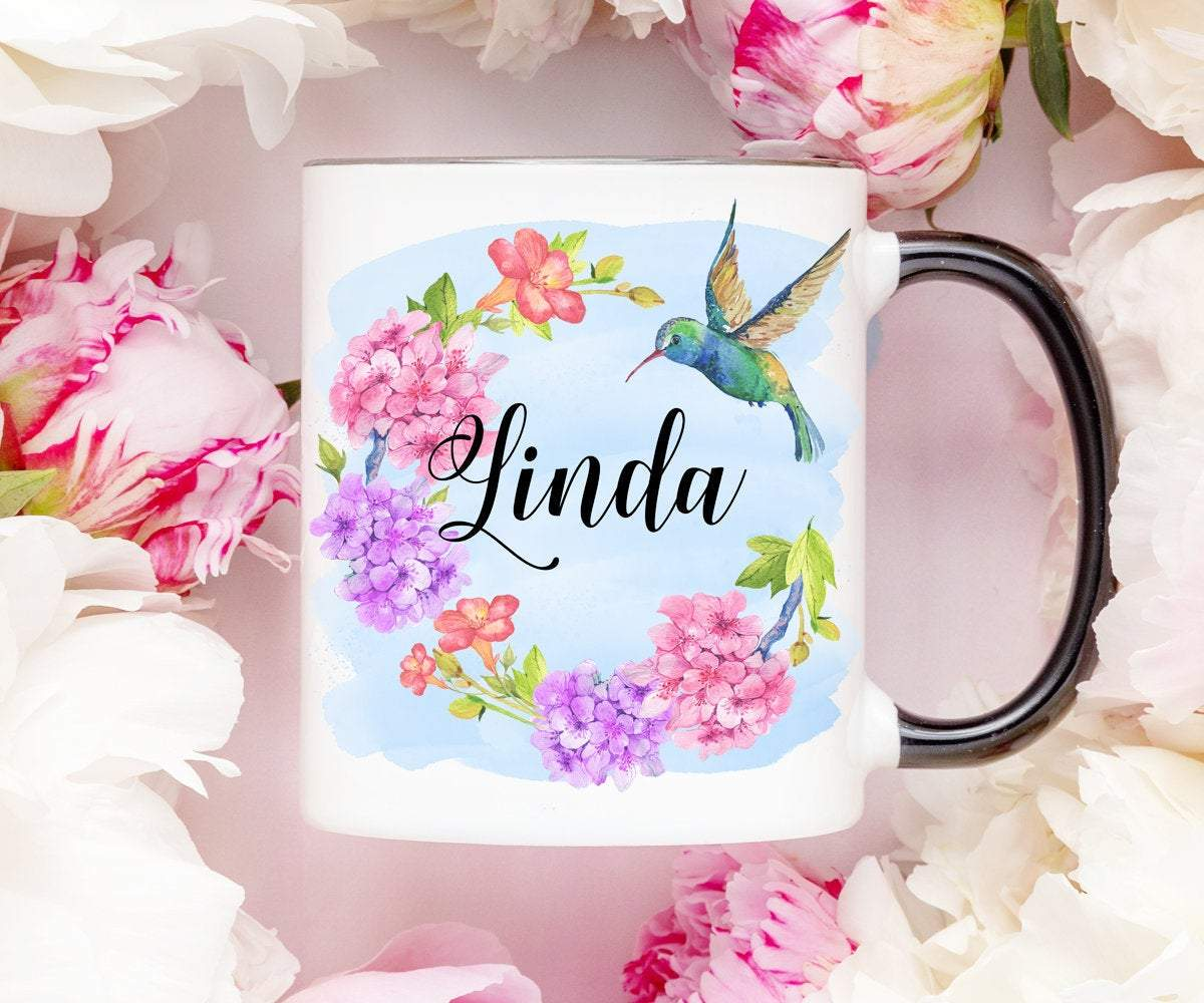 Hummingbird Gifts, Bird Mug, Mother's Day Gift