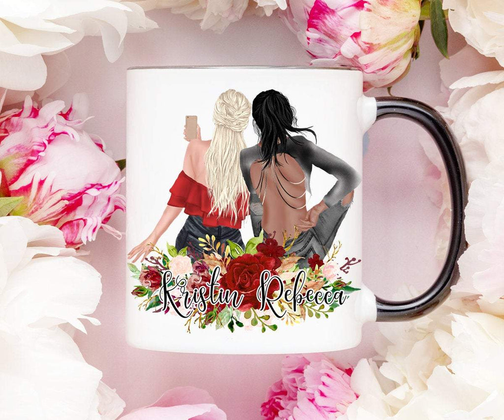 Soul Sisters Best Friend Personalized Mug