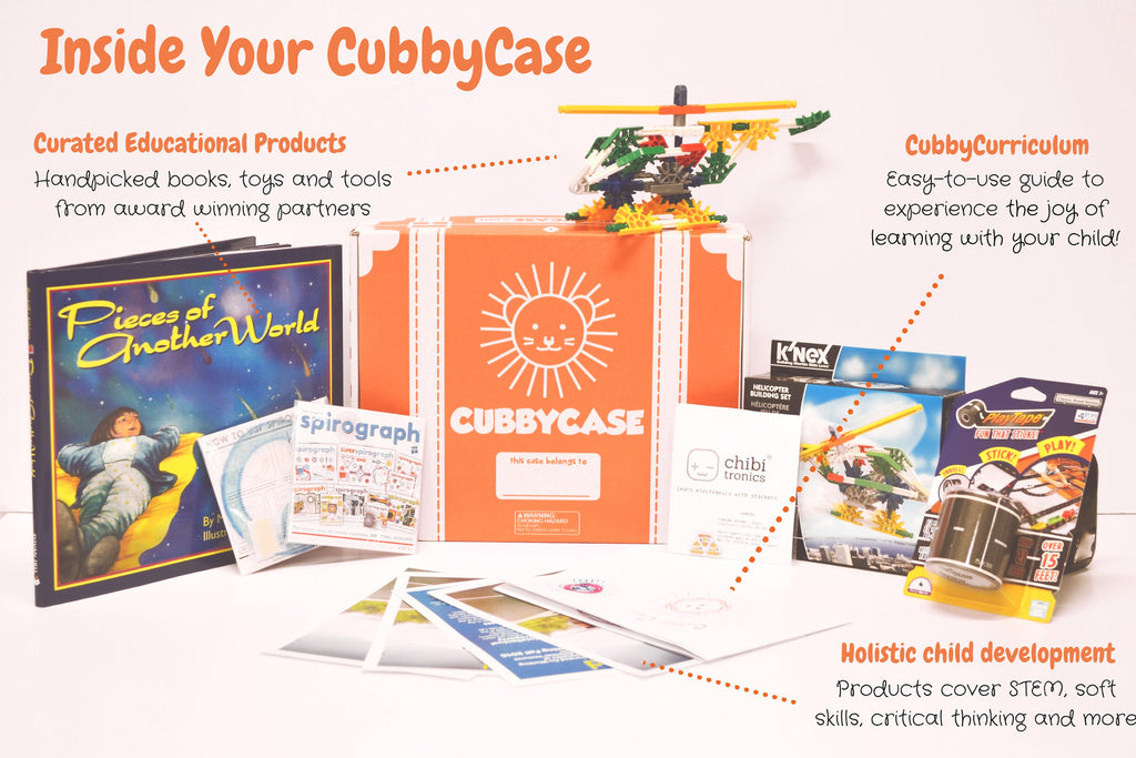 3 Months Subscription (SAVE $15!) - CubbyCase
