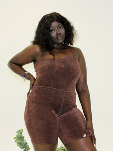 NUDIST PLAYSUIT - N3