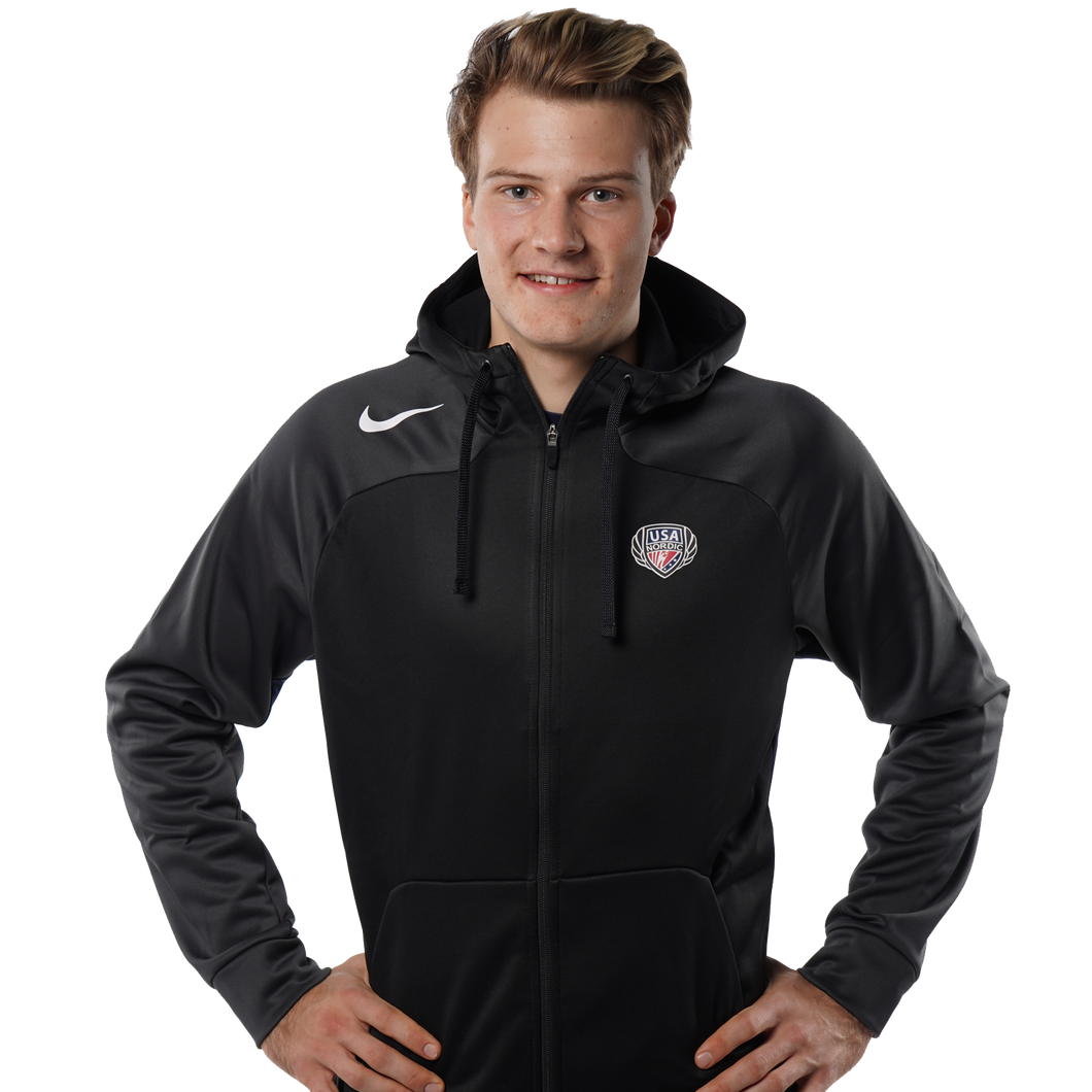 Nike Men's Zip Up Hoodie