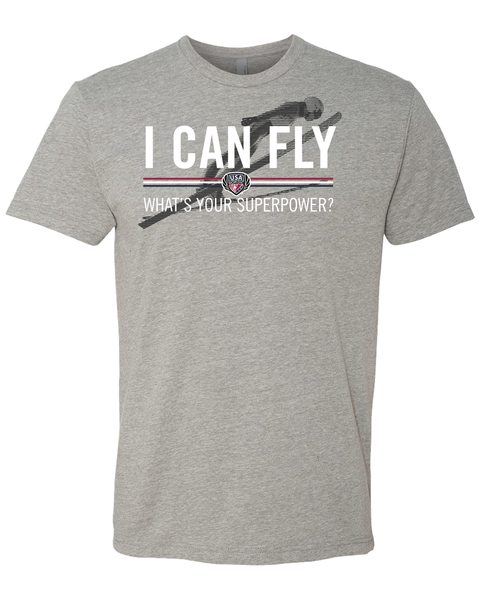 """I Can Fly""  Youth Tee"