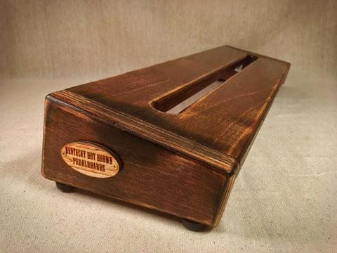 PRE-Order - Hot Box 2.0 Standard - Black Cherry Relic - Pedalboard by KYHBPB