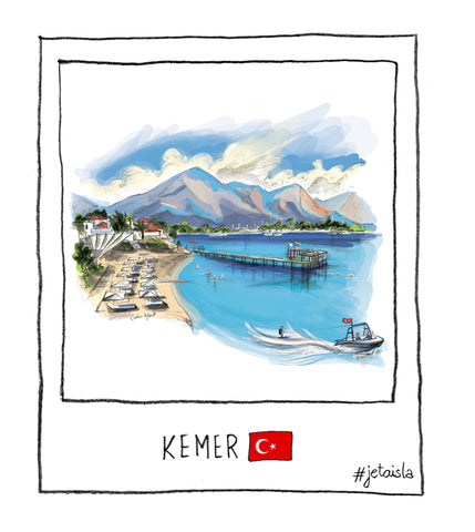 kemer club med i was here j'etais la