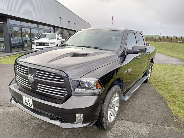 2016 DODGE RAM BOX SPORT SUSPENSION PNEUMATIQUE