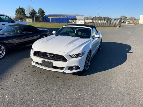 2015 FORD MUSTANG GT CABRIOLET PREMIUM