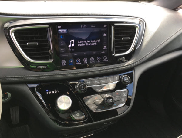 Chrysler Pacifica S Limited Flexfuel 7 Places 2018