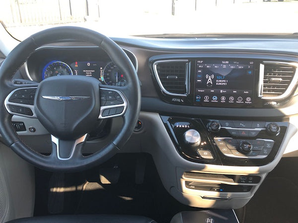 Chrysler Pacifica Touring L plus 2018